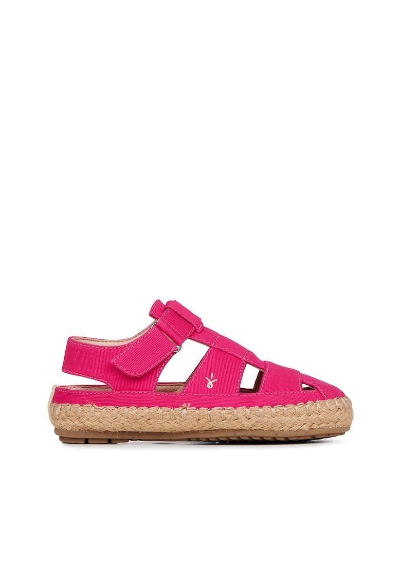 Pantofi cu inchidere velcro si decupaje Cove Emu fashiondays.ro