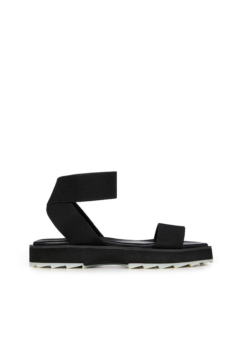Sandale cu bareta pe glezna si brant cu amortizare Eagleray Emu fashiondays.ro