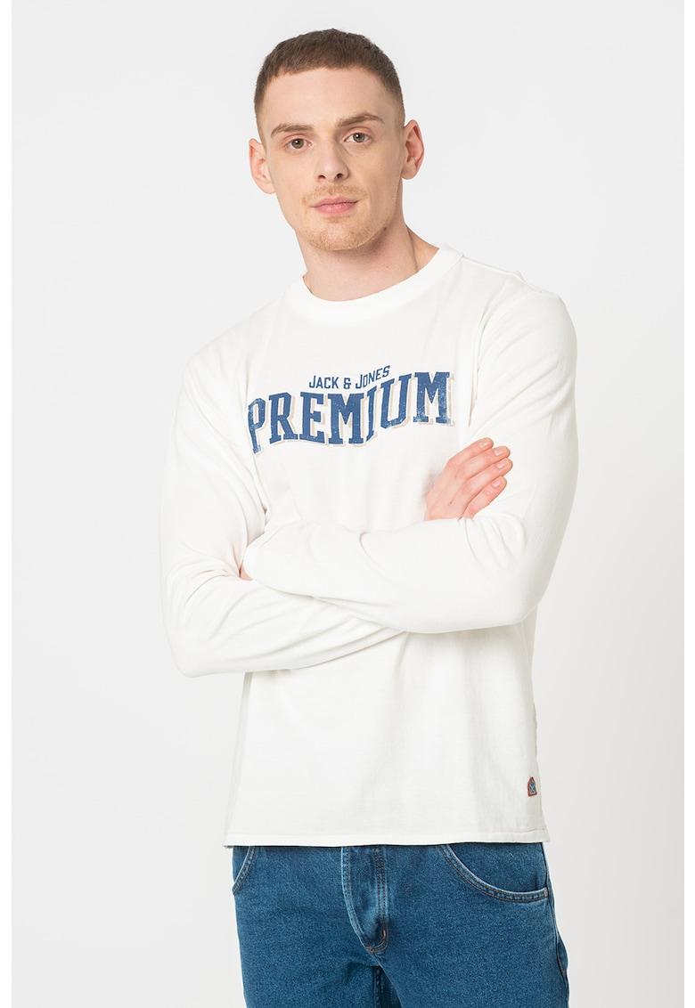 Bluza regular fit cu imprimeu logo Scotty