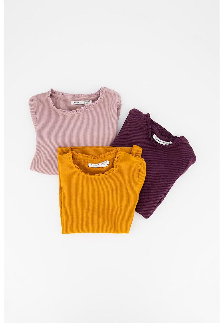 Set de pulovere striate - 3 piese
