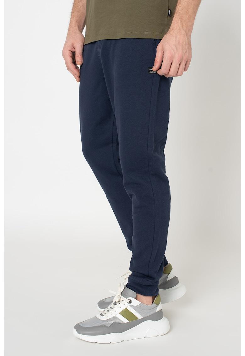Pantaloni sport de bumbac imagine