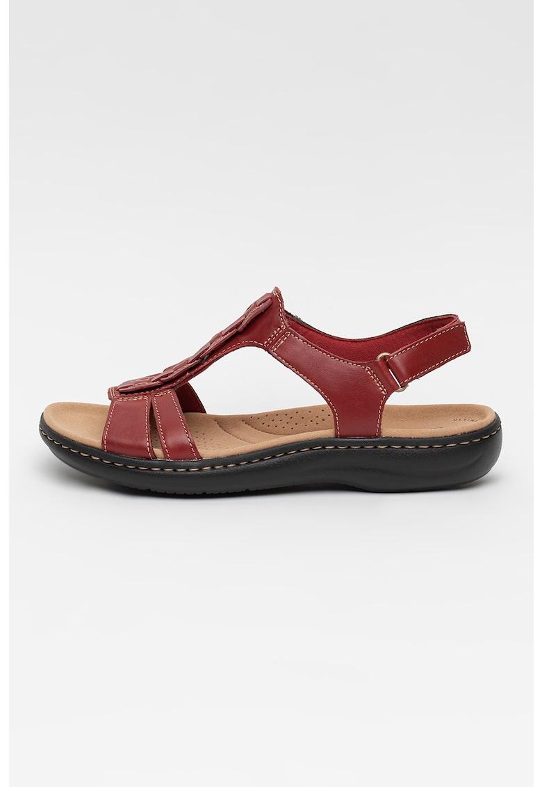 Pantofi de piele Laurieann Kay imagine fashiondays.ro Clarks