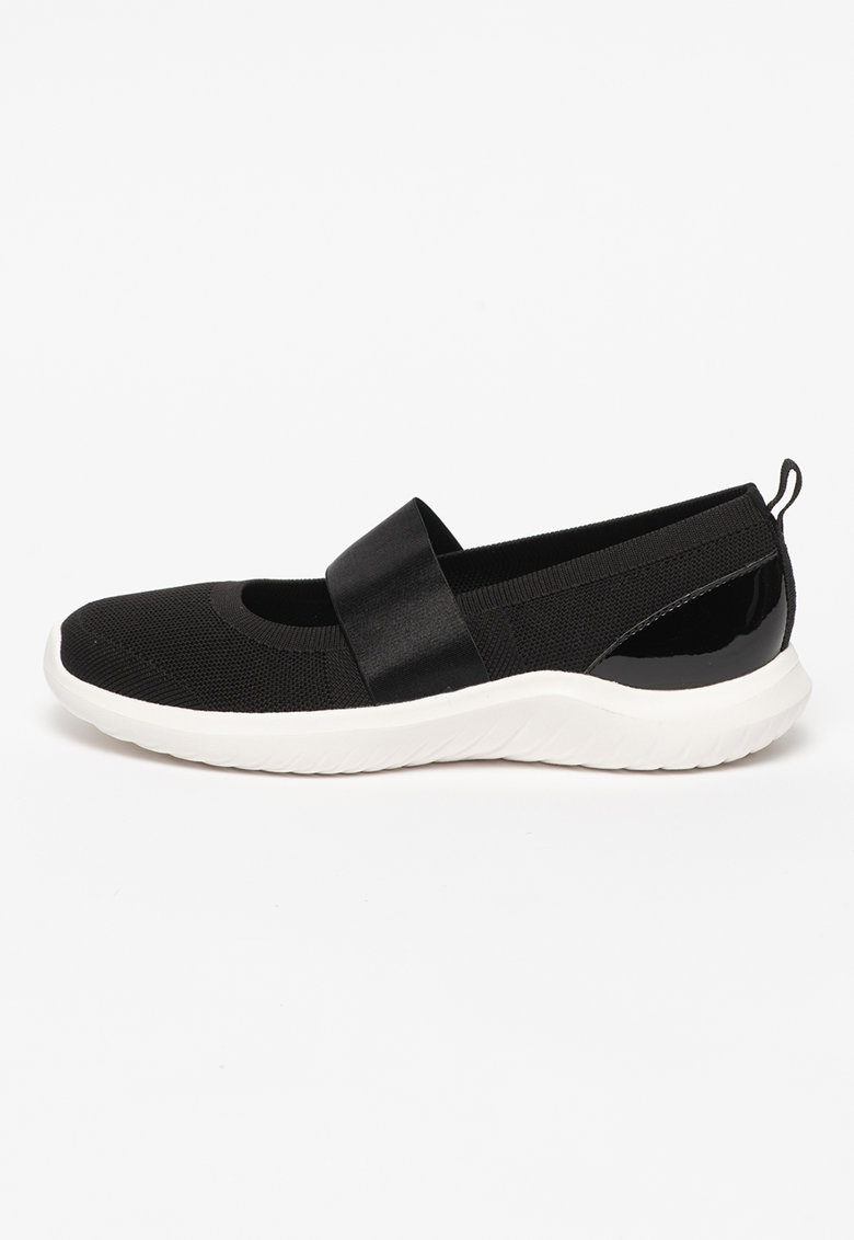 Pantofi slip-on de plasa Nova Sol imagine fashiondays.ro 2021
