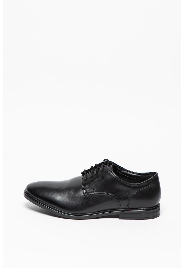 Pantofi derby de piele Banbury Lace imagine