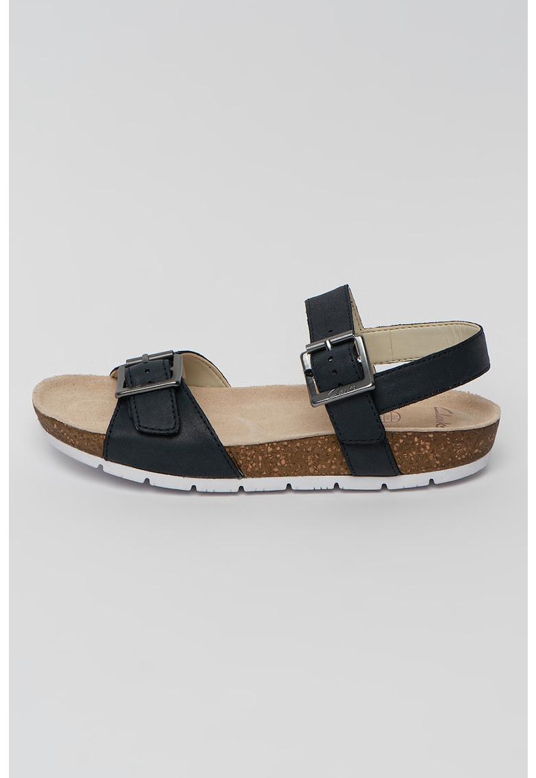 Clarks Sandale de piele River