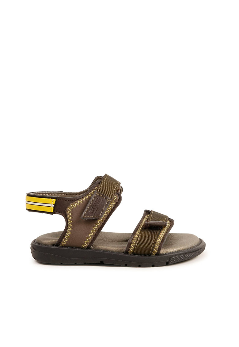 Sandale cu barete velcro