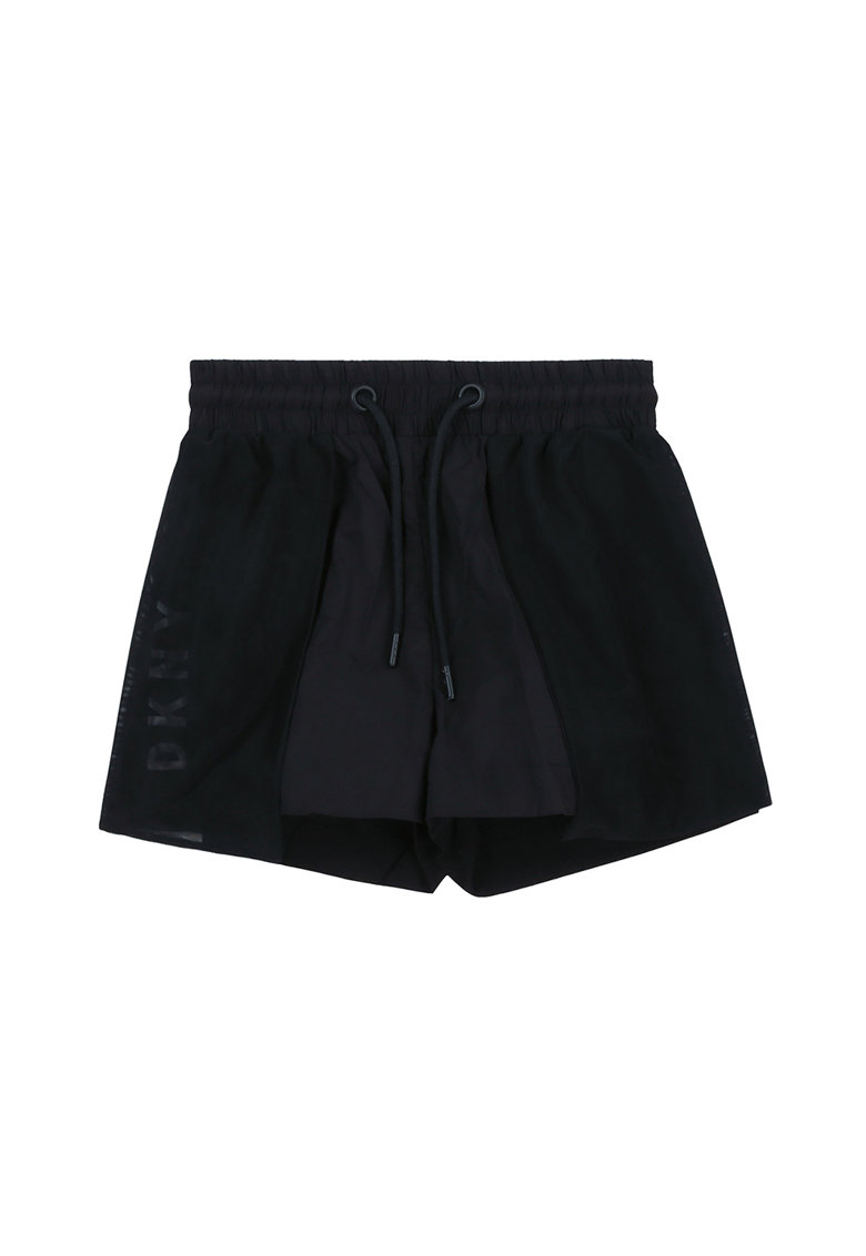 Pantaloni scurti cu snur imagine fashiondays.ro 2021