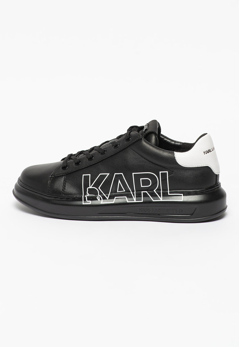 Pantofi sport de piele Kapri imagine fashiondays.ro 2021