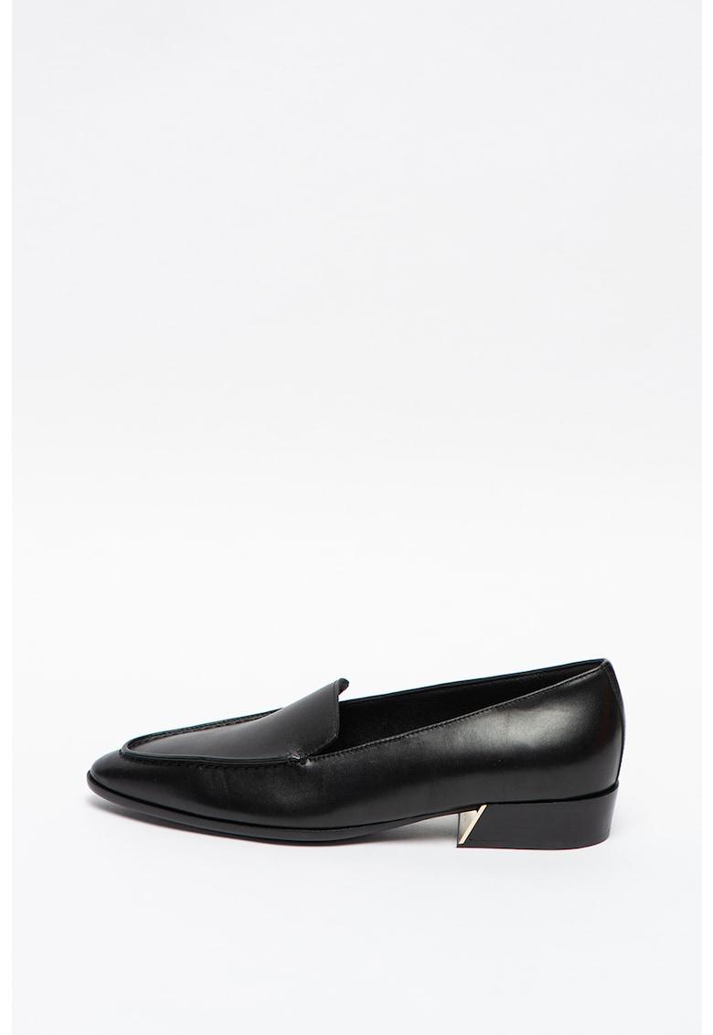 Furla Pantofi loafer de piele Grace