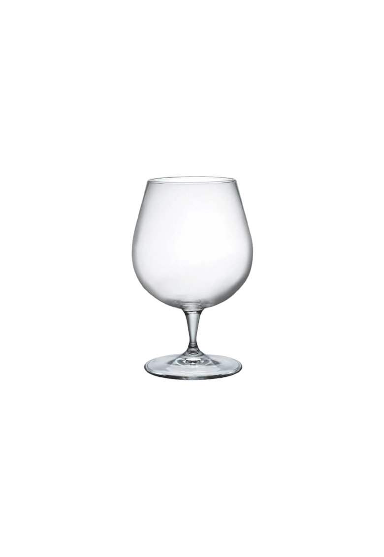 Bormioli Set pahare cu picior  Premium - sticla cristalina
