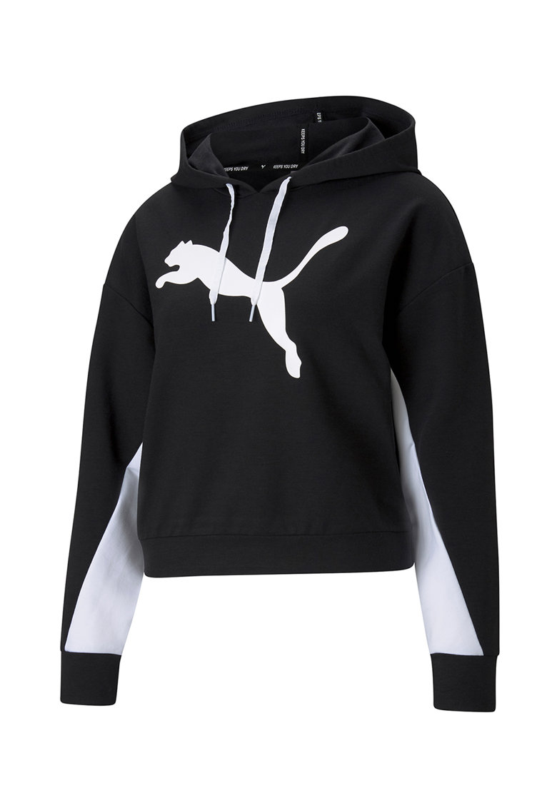 Puma Hanorac relaxed fit cu tehnologie dryCELL Modern Sports