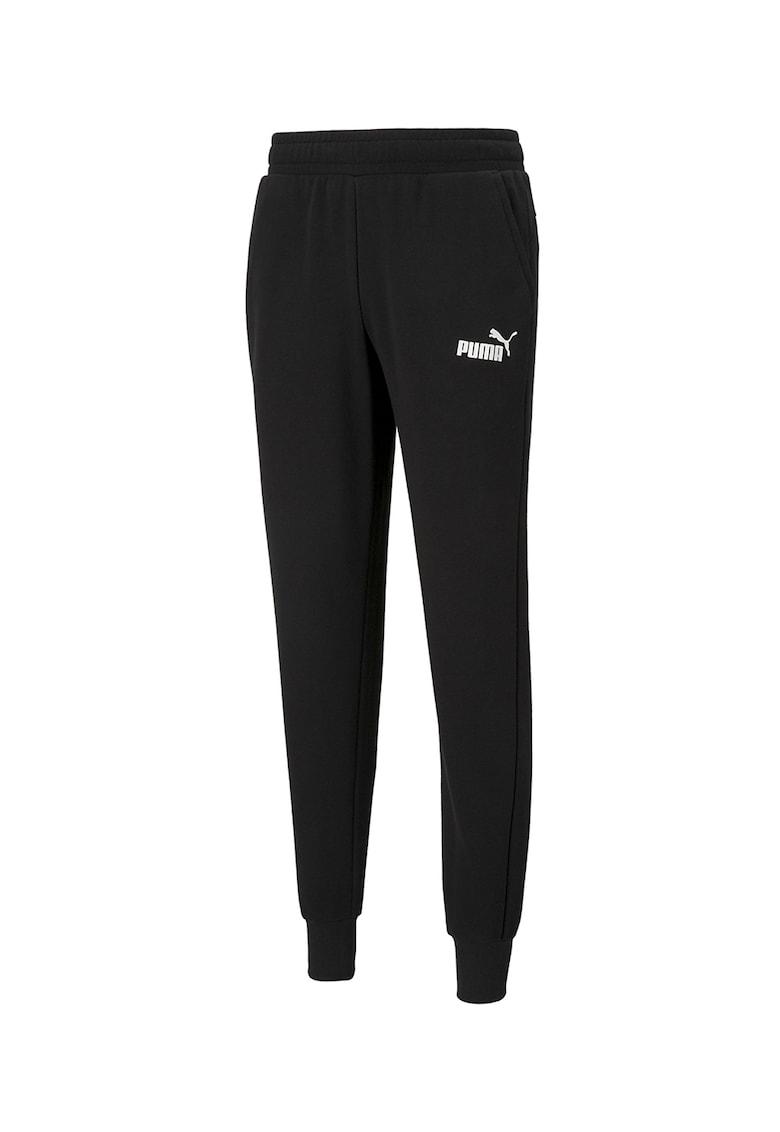 Pantaloni jogger conici cu buzunare oblice