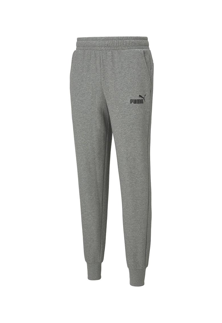 Pantaloni jogger conici cu buzunare oblice imagine