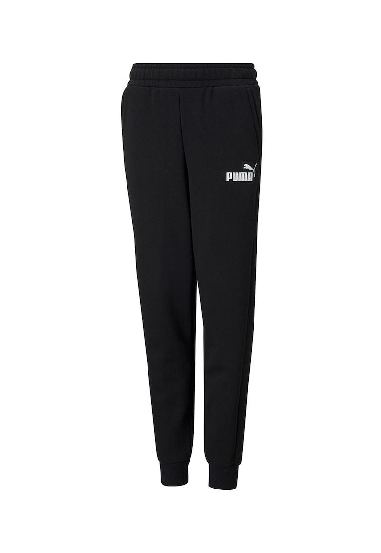Pantaloni sport cu talie elastica Puma fashiondays.ro