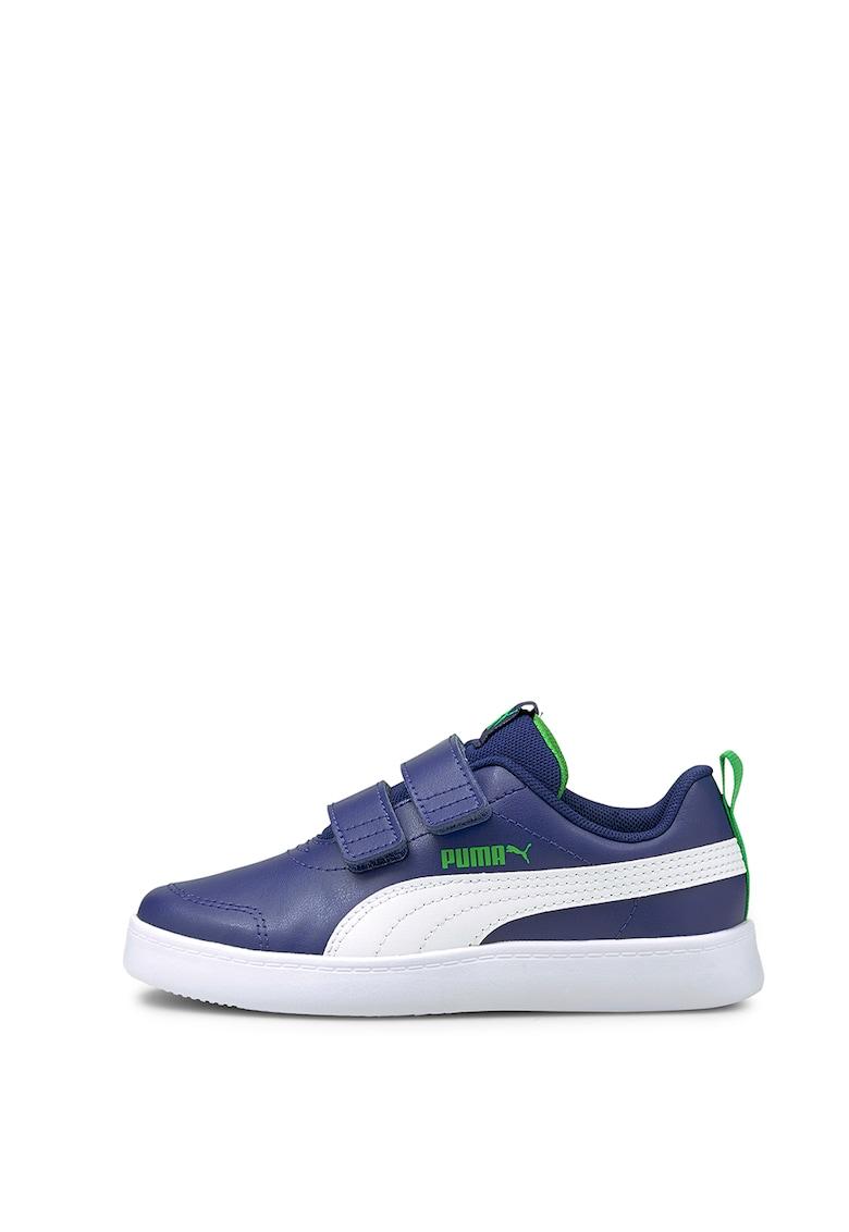 Pantofi sport cu inchidere velcro Courtflex v2 imagine