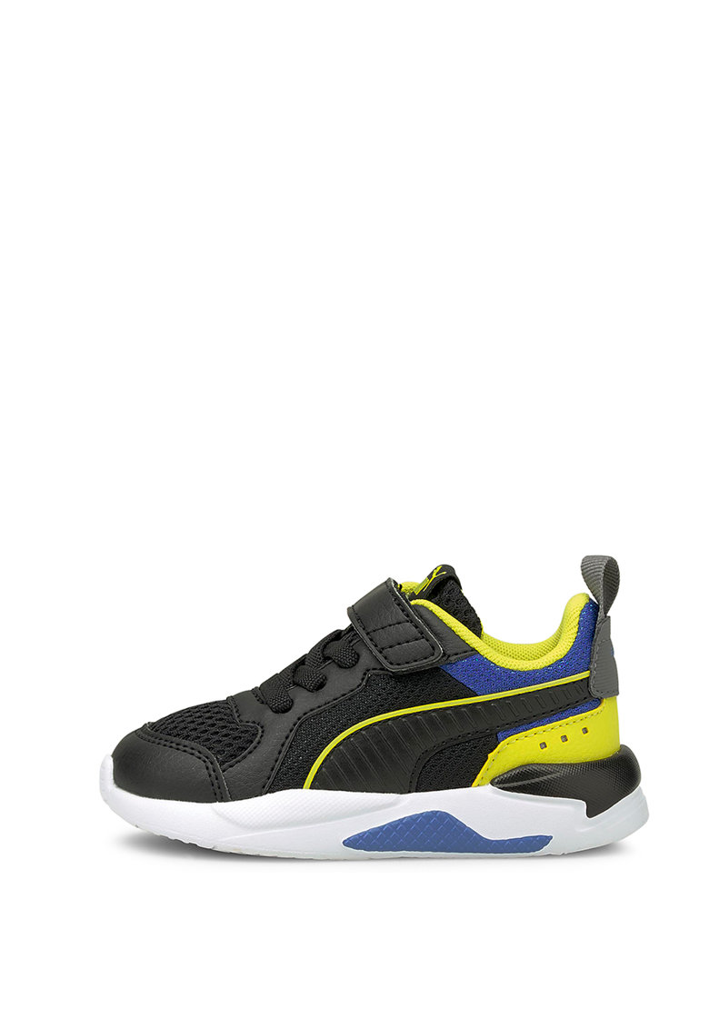 Puma Pantofi sport cu aspect masiv si segment cu inchidere velcro X-Ray AC