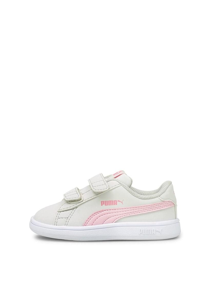 Pantofi sport de piele ecologica Snash v2 Buck V imagine fashiondays.ro