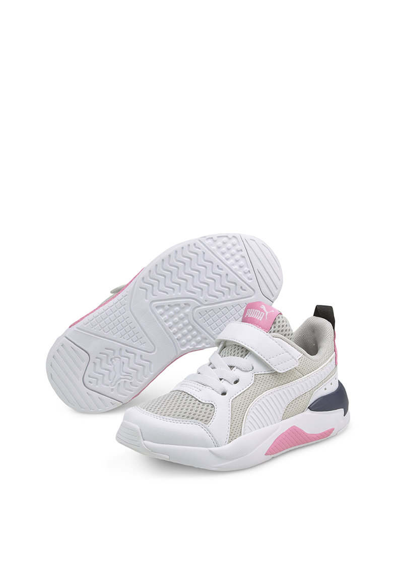 Puma Pantofi sport cu aspect masiv si banda velcro X-Ray