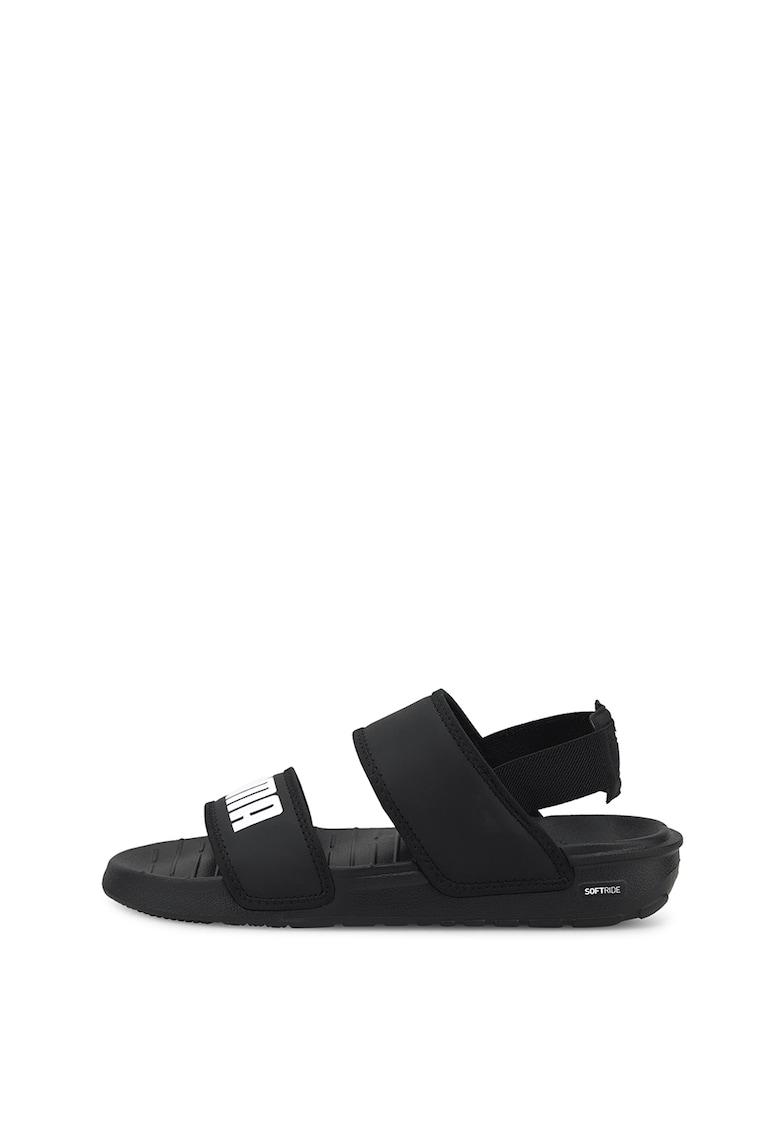 Sandale cu logo Softride