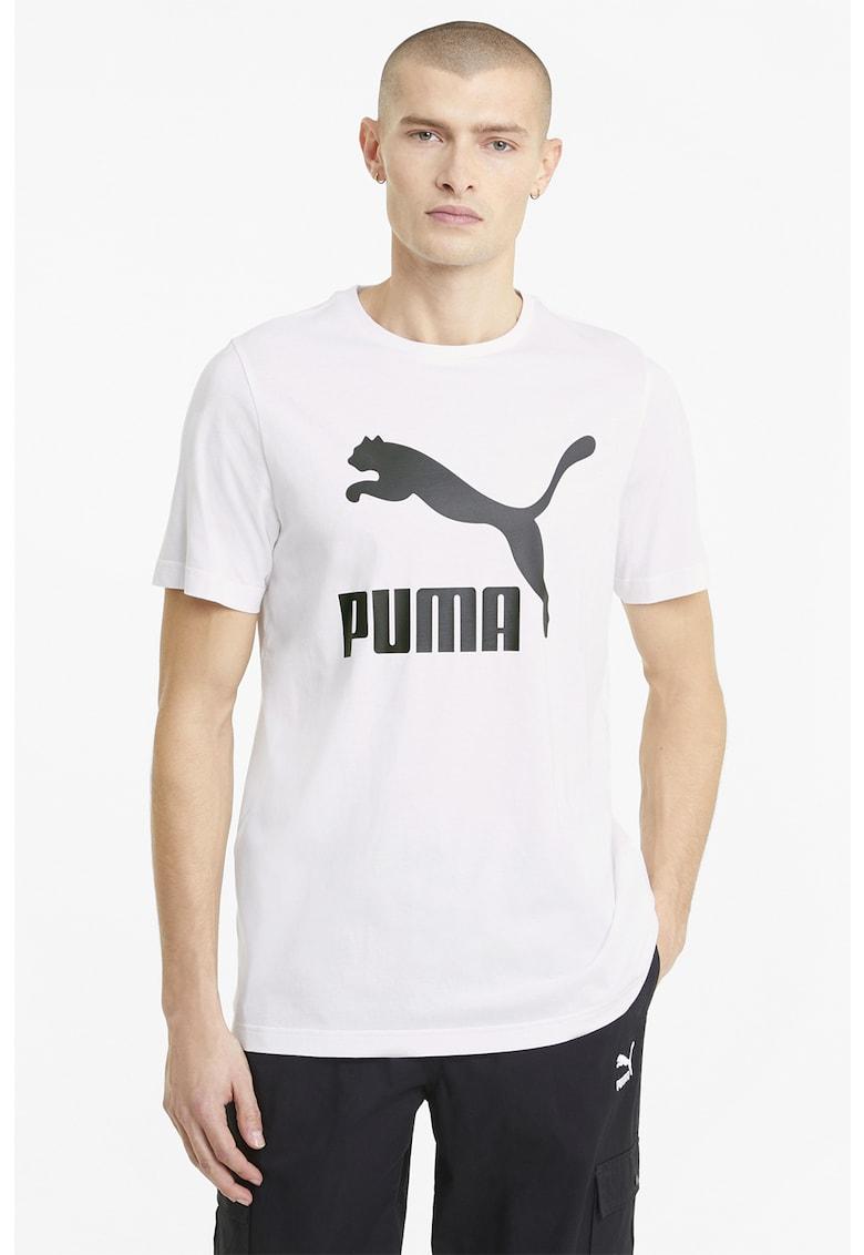 Tricou regular fit cu imprimeu logo Classics Bărbați imagine