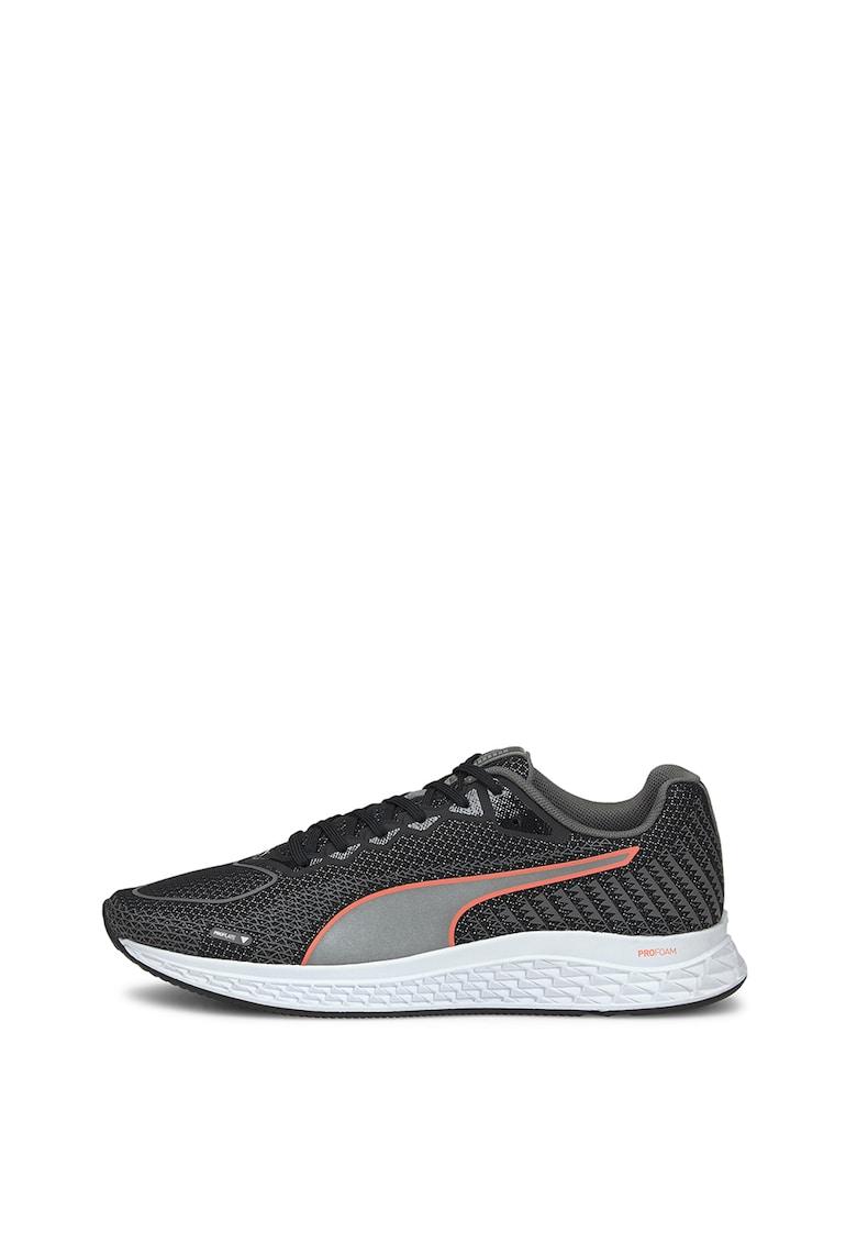 Pantofi cu insertii din material textil - pentru alergare Speed Sutamina 2 imagine