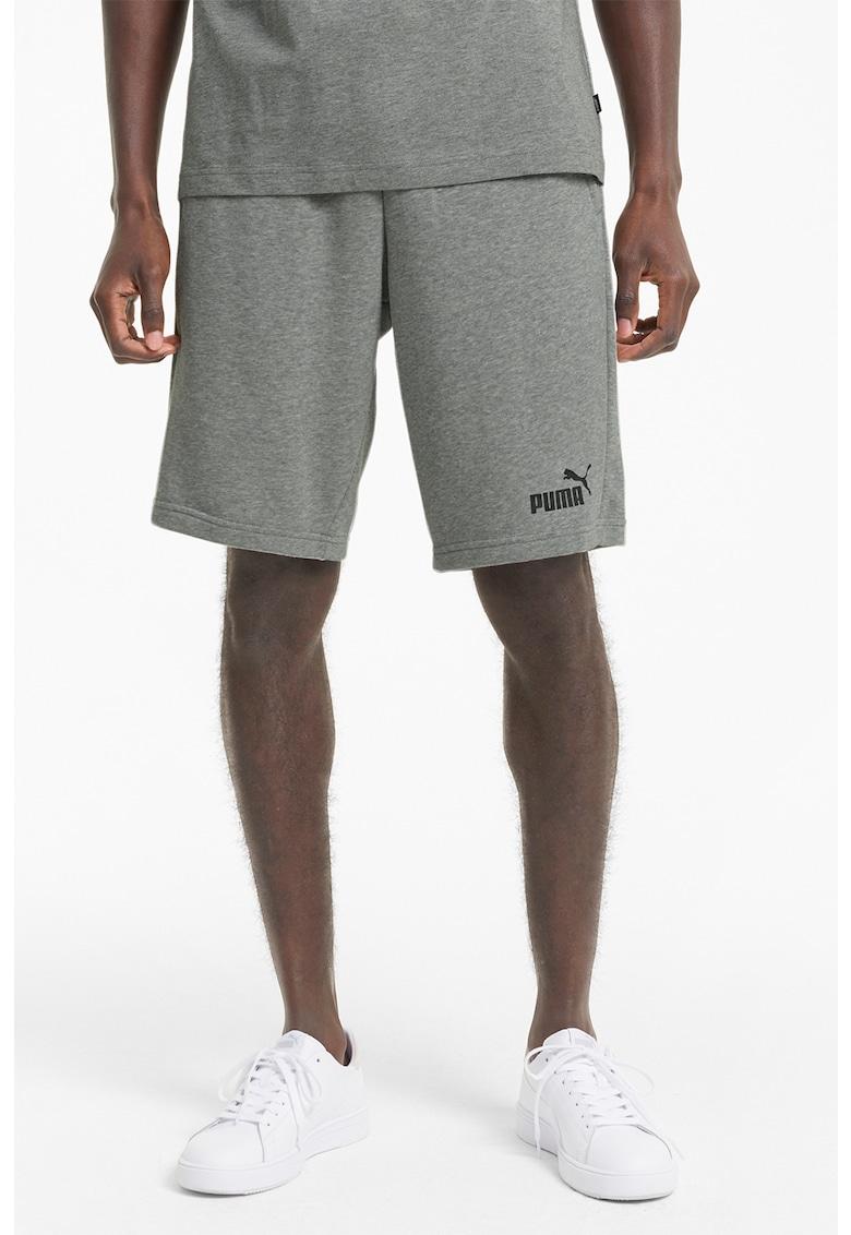 Poza Pantaloni scurti cu detaliu logo Essentials