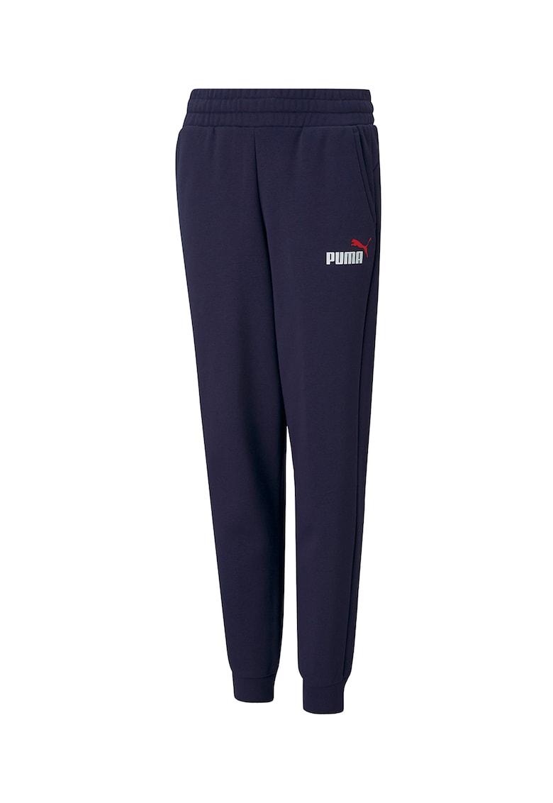 Pantaloni sport cu talie elastica ESS