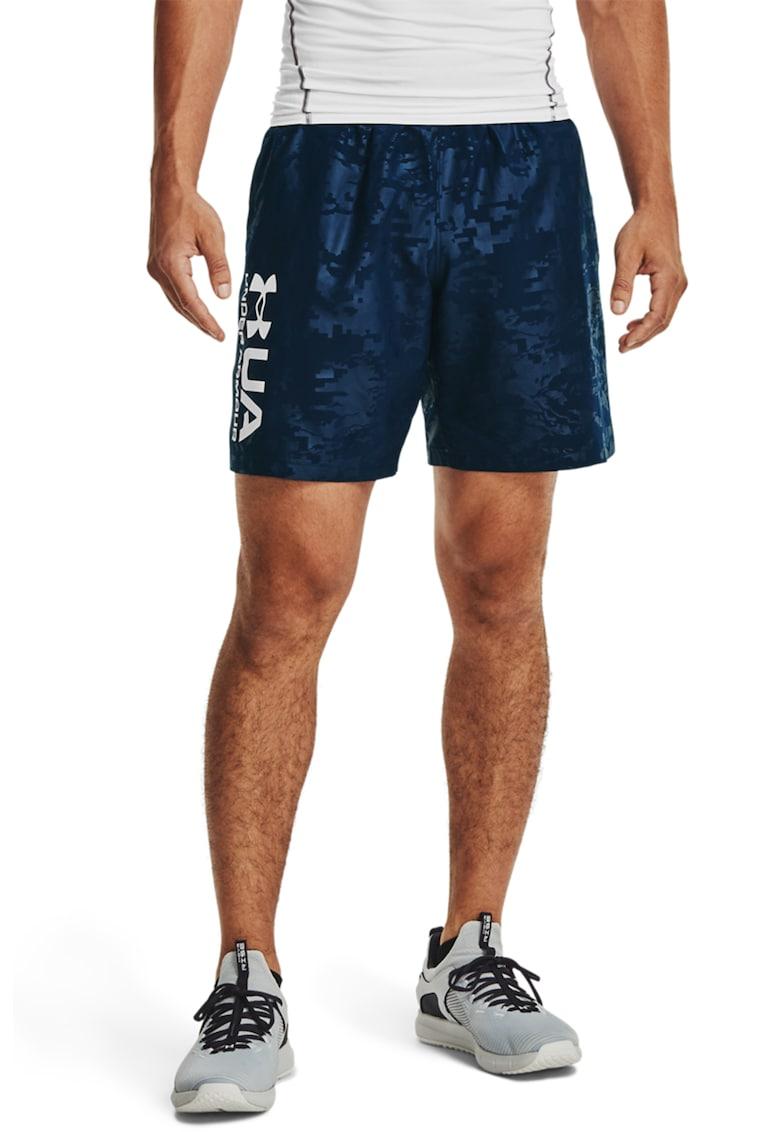 Pantaloni scurti cu banda elastica in talie - pentru fitness imagine fashiondays.ro