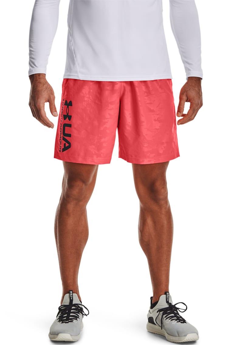 Pantaloni scurti cu banda elastica in talie - pentru fitness