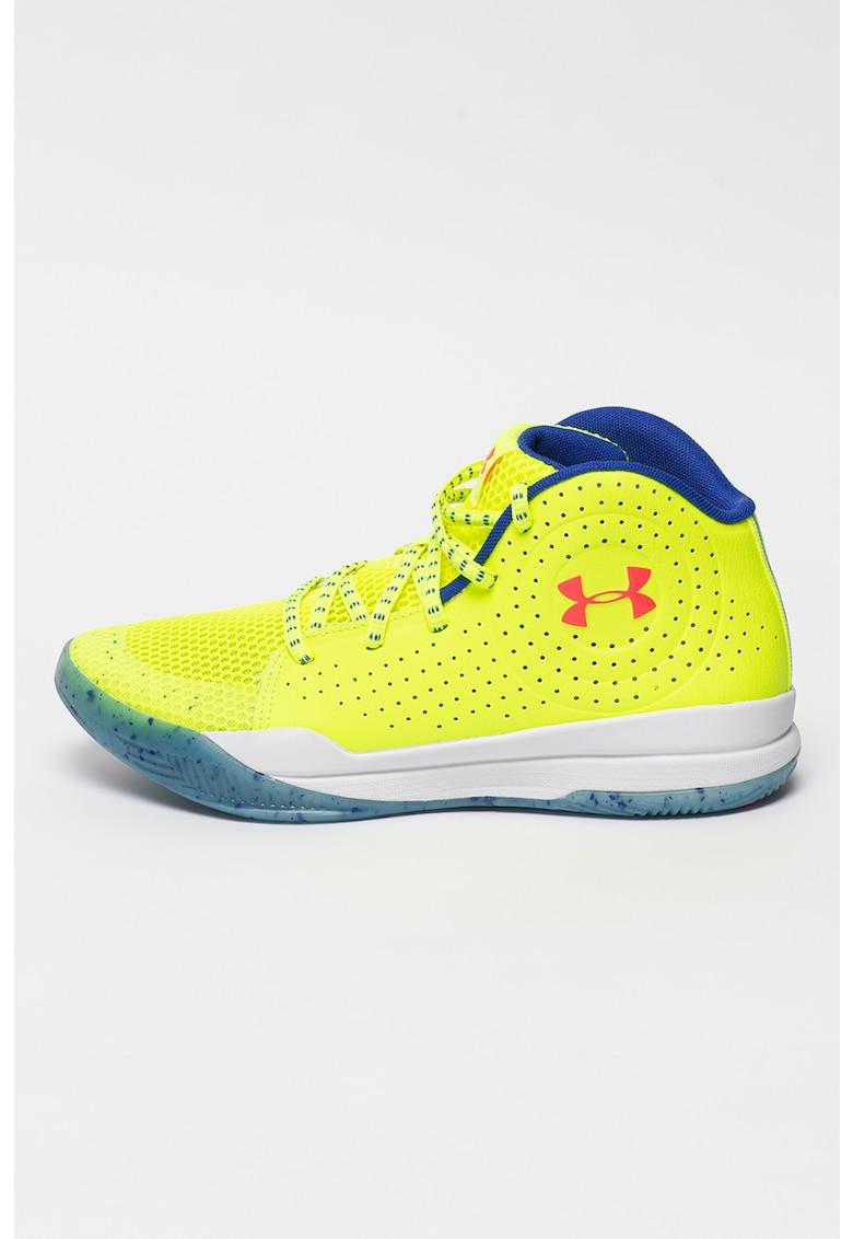 Pantofi mid-cut pentru baschet Jet Splash imagine fashiondays.ro 2021