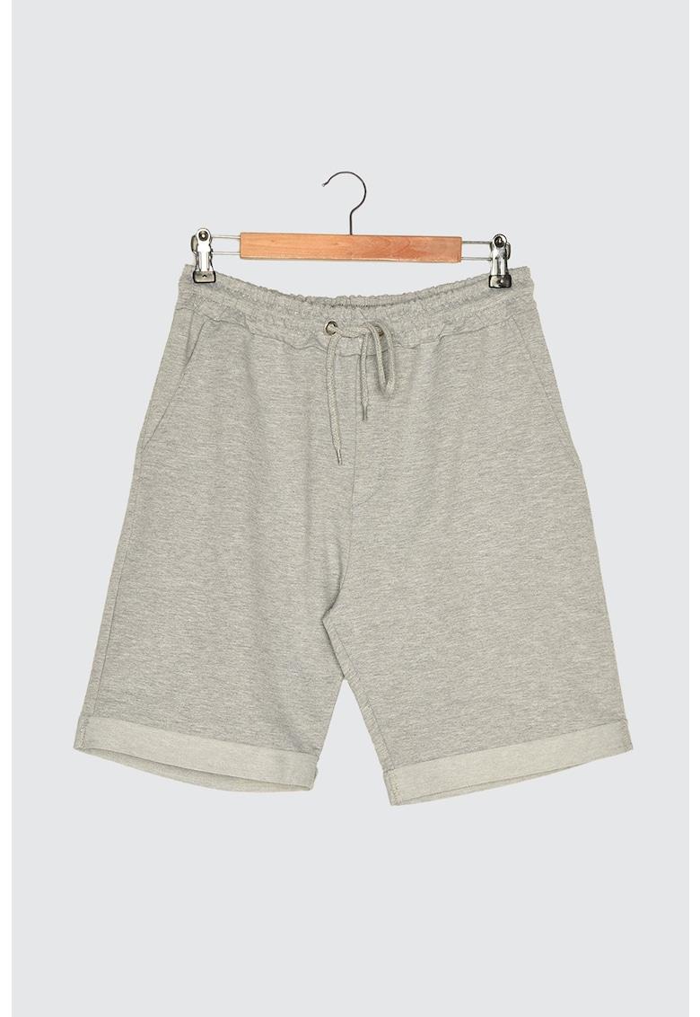 Pantaloni sport scurti regular fit
