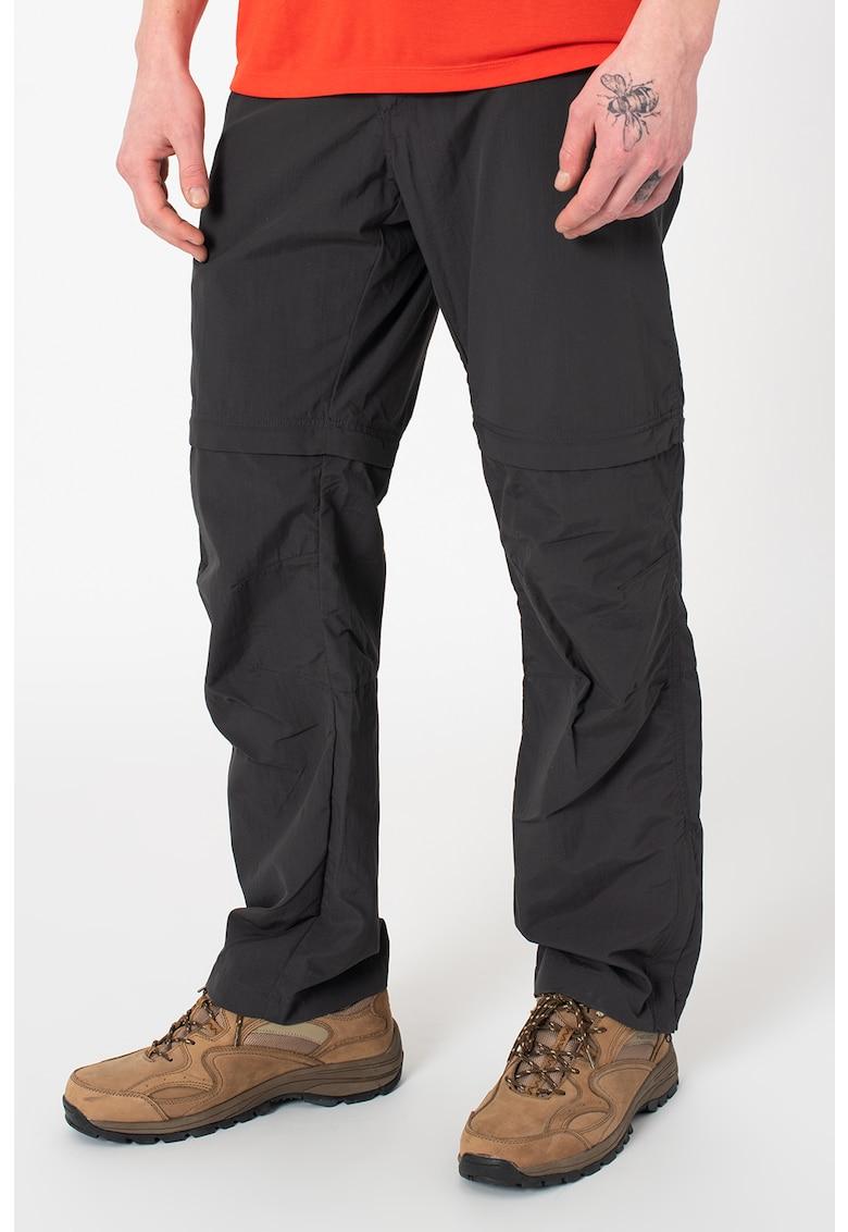 Pantaloni cu fermoar si protectie UV pentru drumetii Canyon
