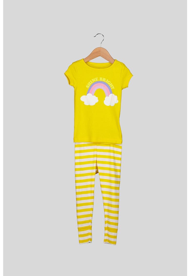 Pijama de bumbac organic fashiondays.ro