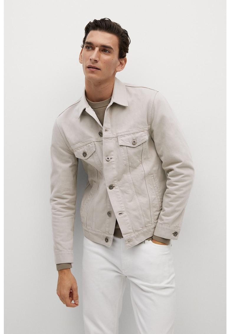 Jacheta din denim Ryan