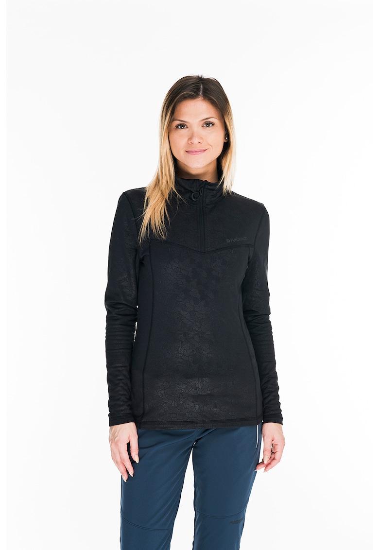 Bluza sport cu fermoar - pentru drumetii Vanda