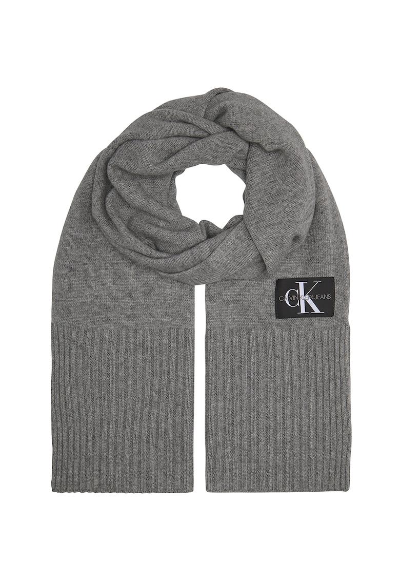 Fular tricotat imagine