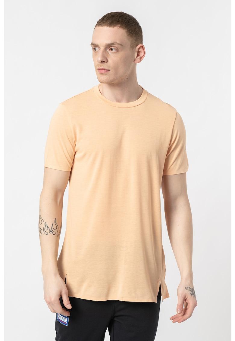 Tricou cu decolteu la baza gatului pentru fitness Gel Cool