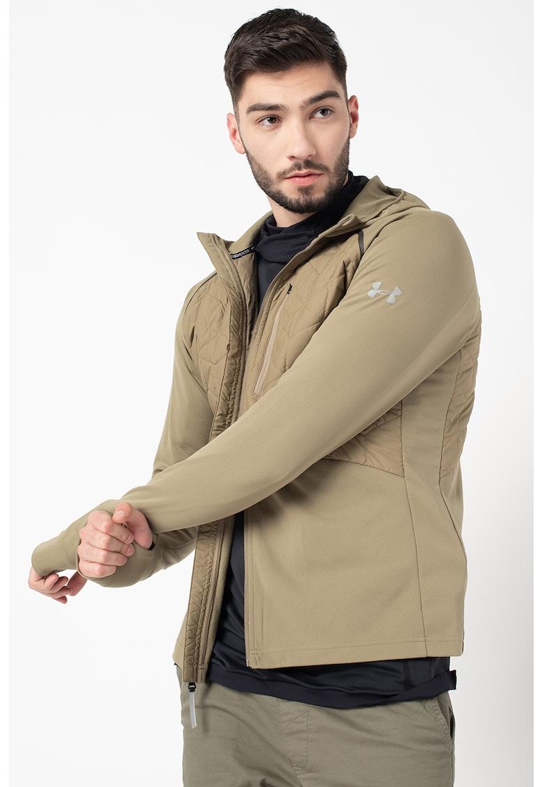 Jacheta cu gluga pentru antrenament