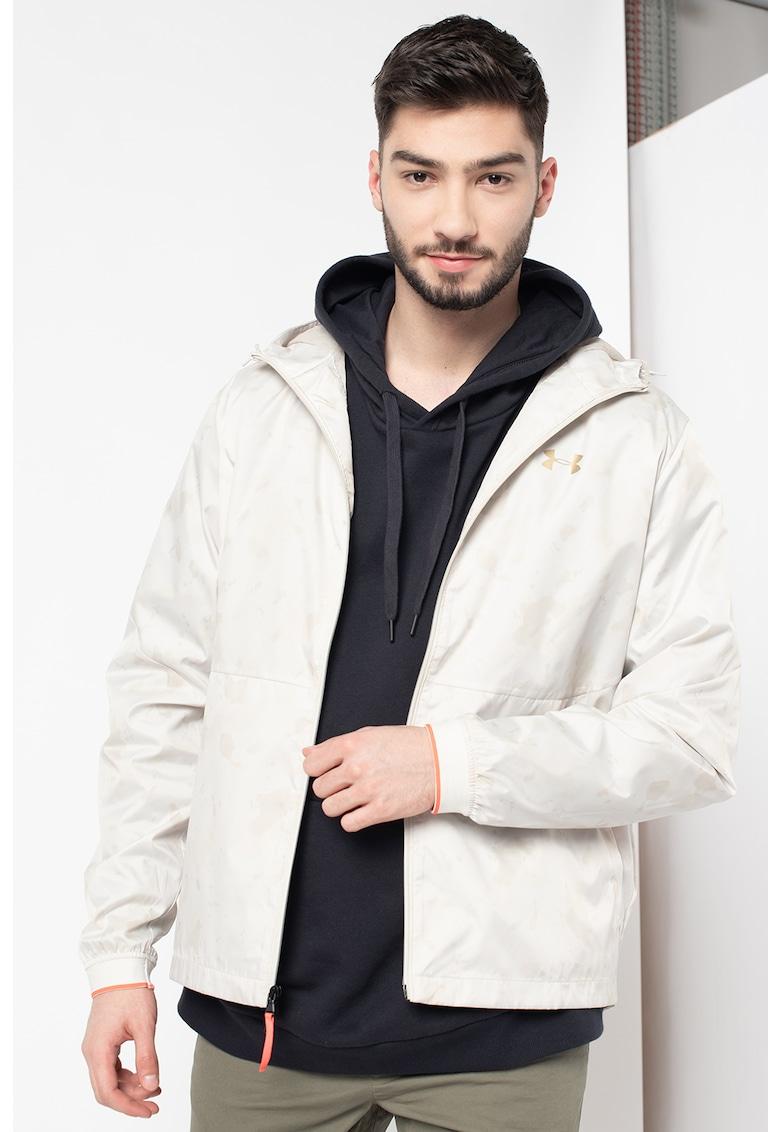 Jacheta cu gluga pentru alergare Recover