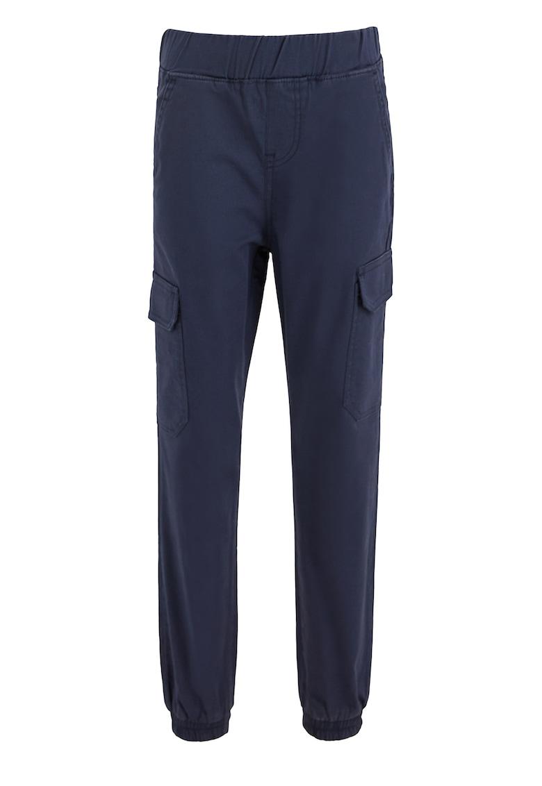 Pantaloni cargo conici imagine
