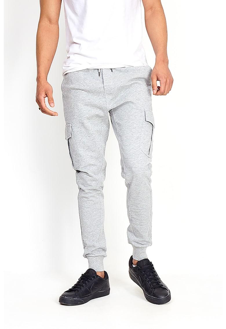 Pantaloni sport cargo Gauze