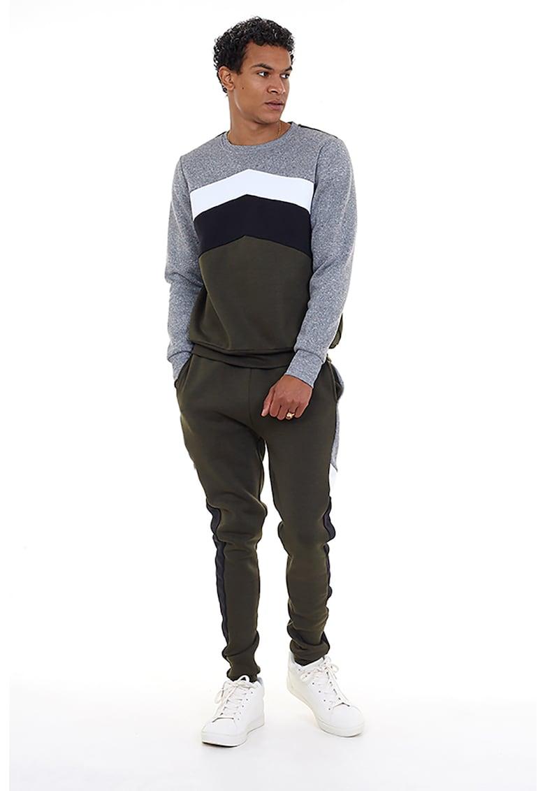 Bluza sport cu model colorblock Blazer