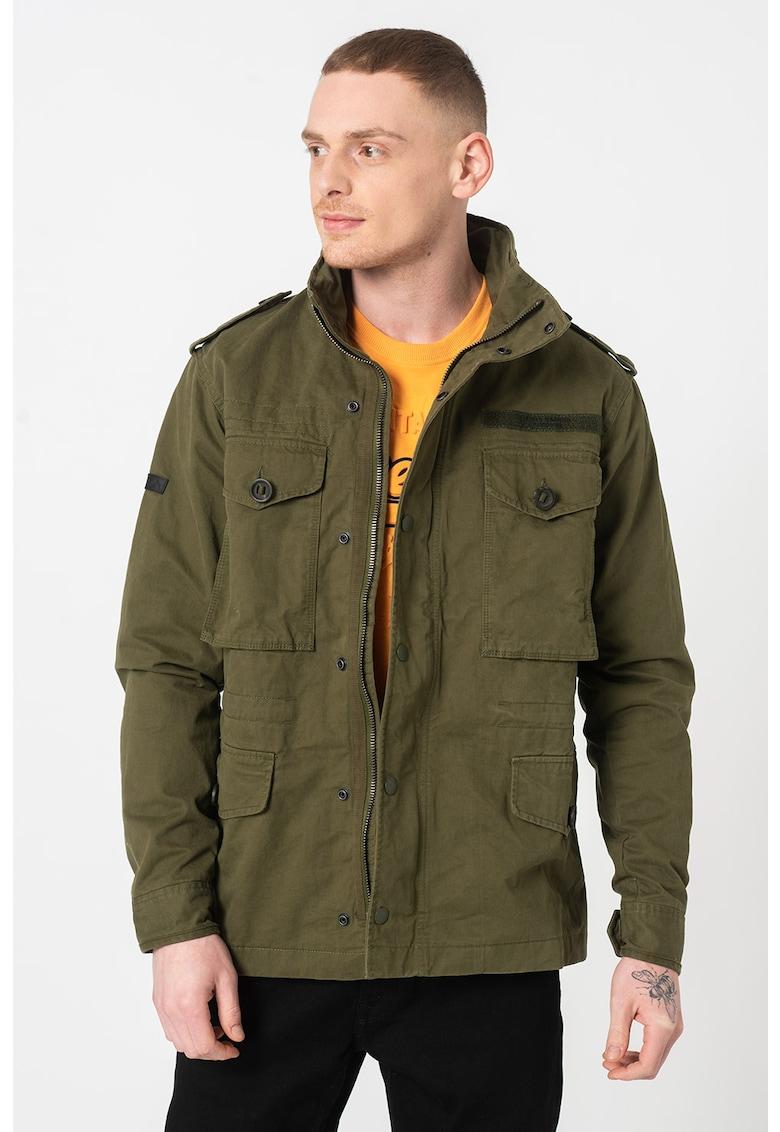 Jacheta cu guler mediu Field imagine