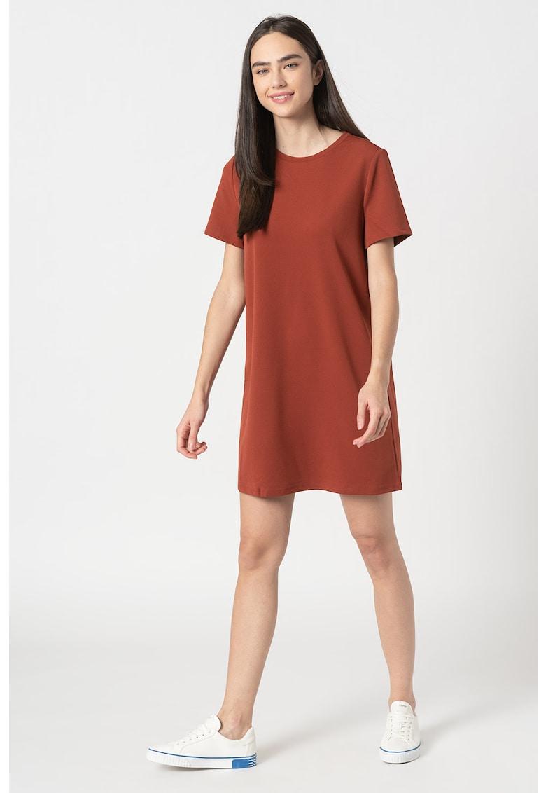 Rochie mini tip tricou Tina Only fashiondays.ro