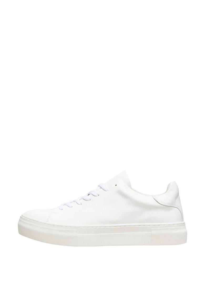 Pantofi sport de piele