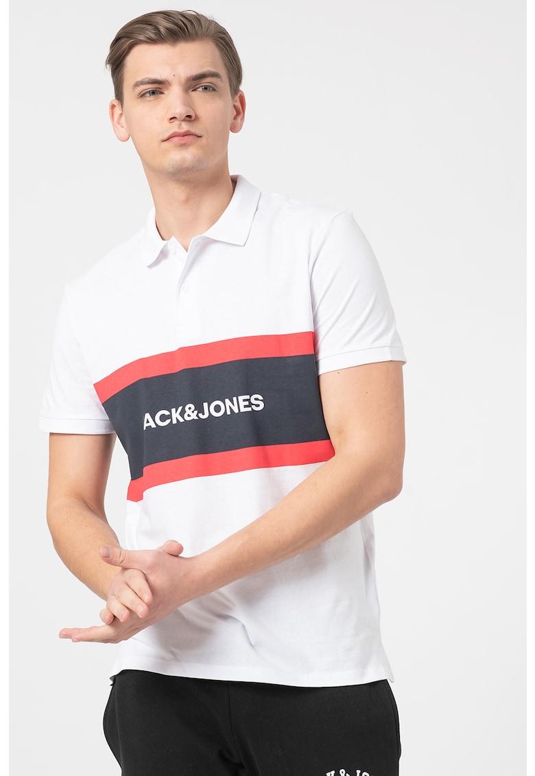 Tricou polo regular fit Shake Bărbați imagine