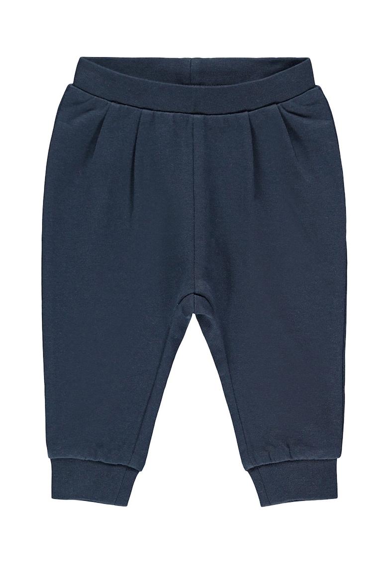 Pantaloni sport cu pliuri imagine fashiondays.ro