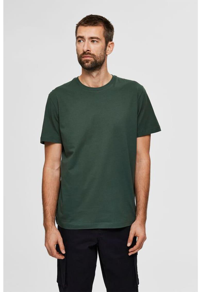 Tricou regular fit de bumbac organic Bărbați imagine