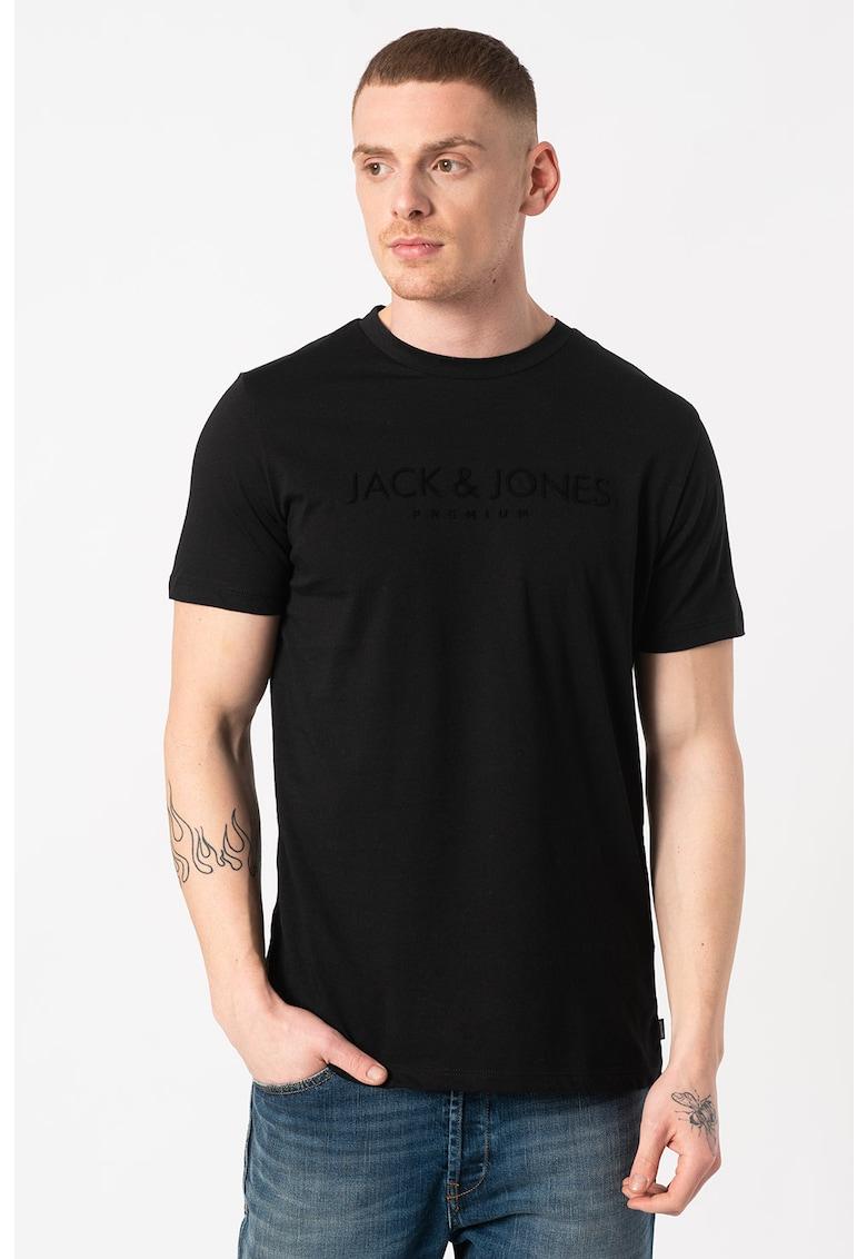 Tricou regular fit cu logo Jake Bărbați imagine