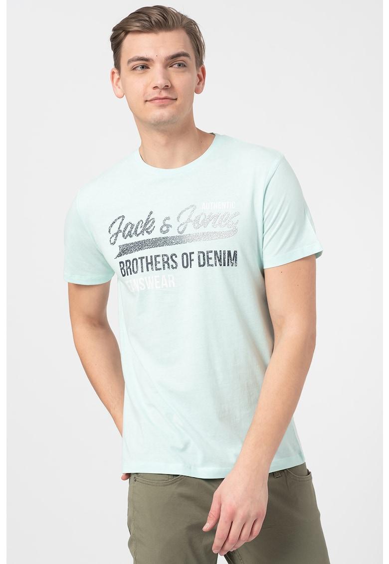 Tricou regular fit cu logo Hags Bărbați imagine